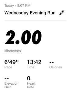 Running Challenge Day 10