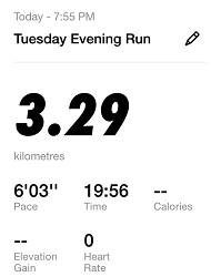 Running Challenge 37th Day