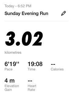 Running Challenge Day 7