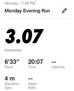 Running Challenge Day 8