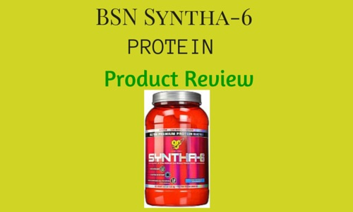 Bsn syntha 6 protein review