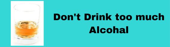 alcohal