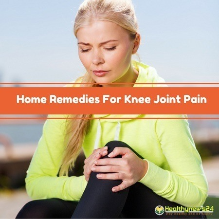 home remedies for knee joint pain