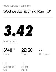 Running Challenge 31st Day